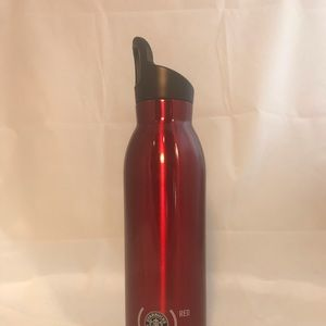 Starbucks 2009 Red Stainless Steel 18 oz Tumbler
